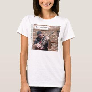 jeff Willock(no boundries-baby doll shirt) T-Shirt