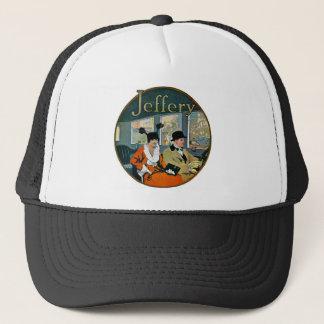 Jeffery Automobiles Advertisement - Vintage Trucker Hat