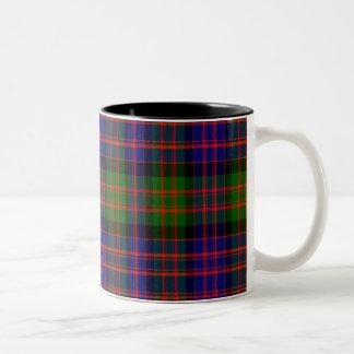 Jeffery Scottish Tartan Two-Tone Coffee Mug