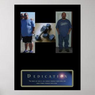 jeffs amazing weight loss poster