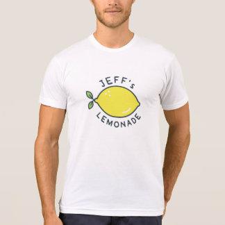 Jeff's Lemonade Shirt