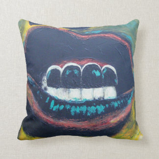 Jekyl & Hyde Pillow -