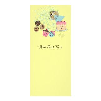 Jelly Bean Tree Rack Card
