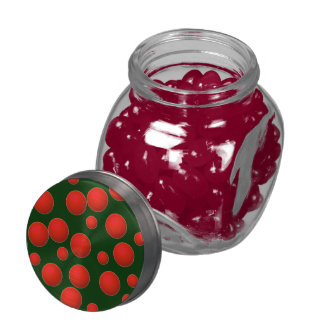 Jelly Belly Eat your Candy Your Way Glass Jars