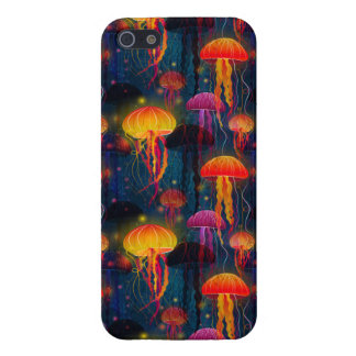 Jellyfish Dance Case For The iPhone 5