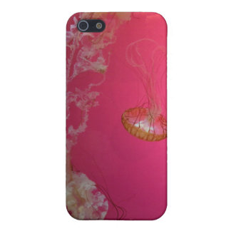 Jellyfish Pink Case For The iPhone 5