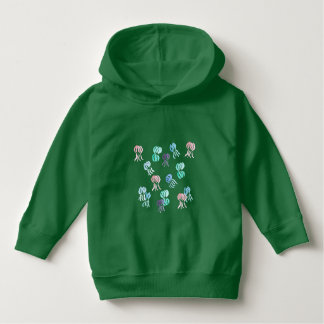 Jellyfish Toddler Pullover Hoodie
