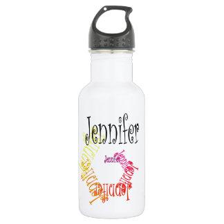 Jennifer 532 Ml Water Bottle