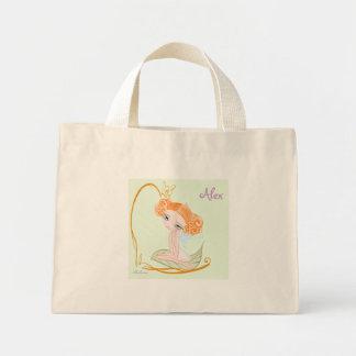Jennifer fairy mini tote bag