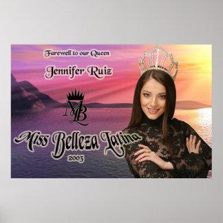 Jennifer Ruiz Poster 1