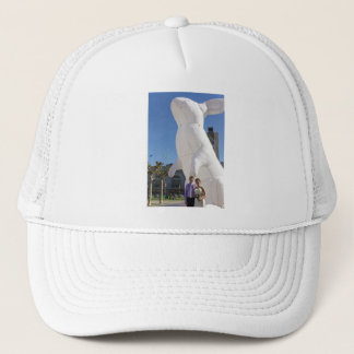 Jennifer & Tiago's Wedding Hat