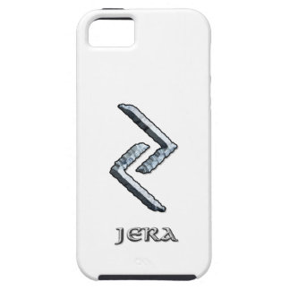 Jera rune symbol tough iPhone 5 case
