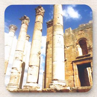 Jerash Roman Pillars Coaster