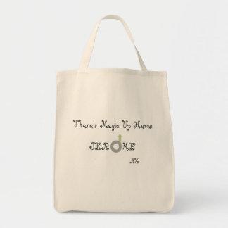 Jerome, Arizona Tote Bag