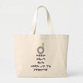 Jerome, AZ Tote Bag