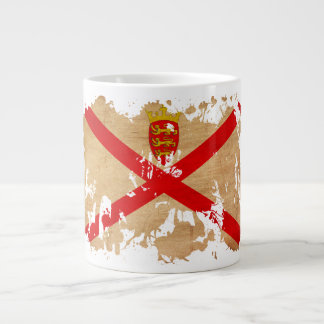 Jersey Flag Jumbo Mug