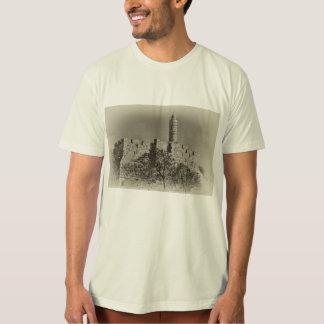Jerusalem Tower of David T-Shirt