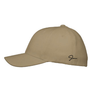 Jesse Signature Hat Embroidered Baseball Caps