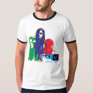 Jessica Jones Multi-Color Character Graphic T-Shirt