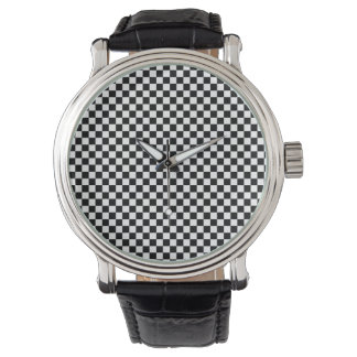 Jester Check Watch