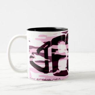 Jesus Camo Mug Pink