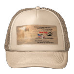 Jesus Christ & the American Soldier Cap
