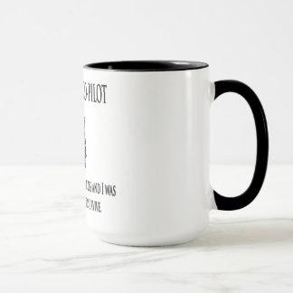 Jesus  Co-Pilot Mug