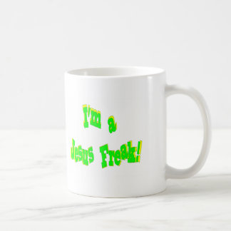 Jesus Freak Coffee Mugs