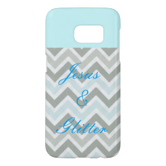 Jesus & Glitter Phone Case