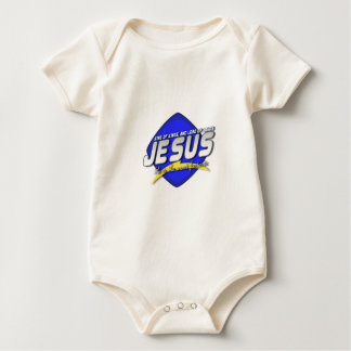 Jesus, He Is The Most Fantastic Baby Bodysuit