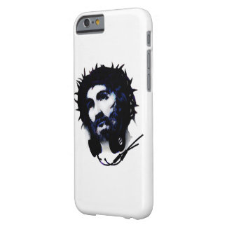 Jesus Headphones Barely There iPhone 6 Case