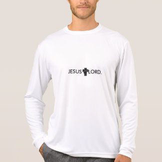 JESUS is LORD Active Wear T Shirts
