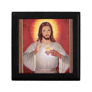 Jesus sacred heart gift box
