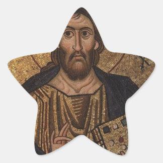 Jesus Star Sticker