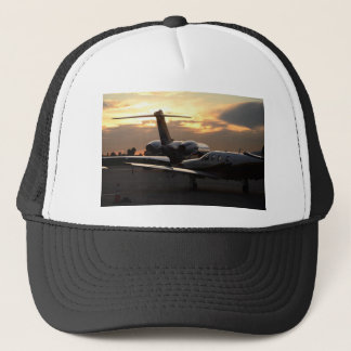 Jet Aircraft Trucker Hat