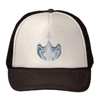 Jet - Blue on cap