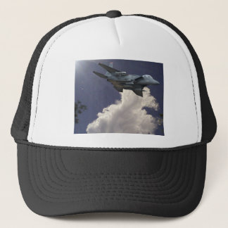 Jet Fighter Trucker Hat