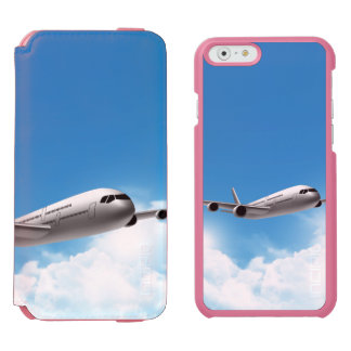 Jet Flying On The Sky Incipio Watson™ iPhone 6 Wallet Case