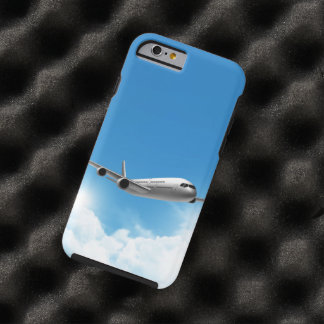 Jet Flying On The Sky Tough iPhone 6 Case
