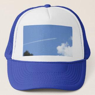 Jet in Flight Trucker Hat