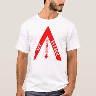 Jet Intake - Danger Shirt
