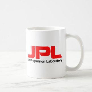 Jet Propulsion Laboratory Basic White Mug