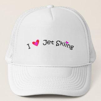 Jet Skiing Trucker Hat