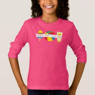 Jetset Licorice > Girls' Long Sleeve T-Shirt