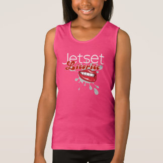 Jetset Licorice > Girls Tank Top