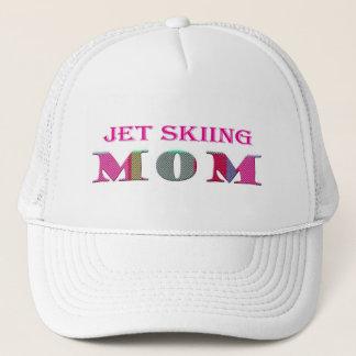 JetSkiingMom Trucker Hat