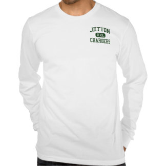 Jetton - Chargers - Junior - Paducah Kentucky T-shirts
