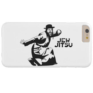 Jew Jitsu Barely There iPhone 6 Plus Case