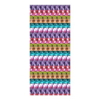 Jewel Pearls Crystal Stones WEDDING Collection FUN Rack Card Design