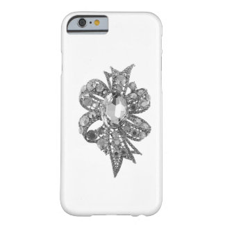 Jeweled & Rhinestone Faux iPhone 6 case Barely There iPhone 6 Case